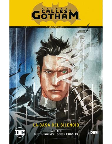 es::Batman: Calles de Gotham vol. 02 - La casa del silencio Batman Saga - La casa del silencio Parte 2