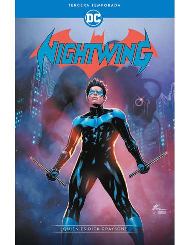 es::Nightwing: Tercera temporada - ¿Quién es Dick Grayson?