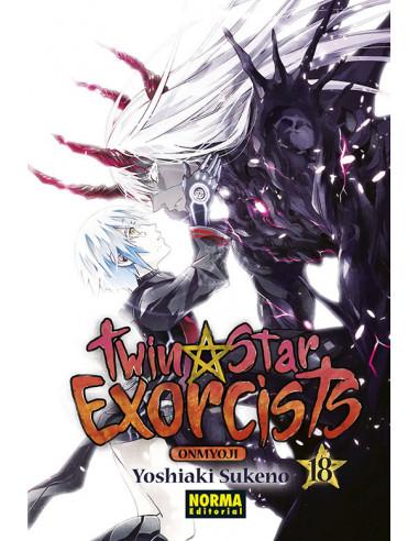 es::Twin Star Exorcists: Onmyouji 18