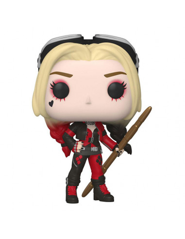 es::El Escuadrón Suicida Funko POP! Figura Harley Quinn Bodysuit  9 cm