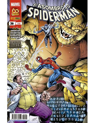 es::El Asombroso Spiderman 36 185