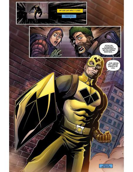 es::Marvel Action. Los Vengadores 04