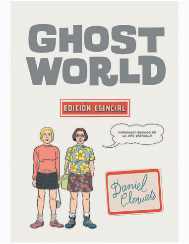 es::Ghost World Edición esencial