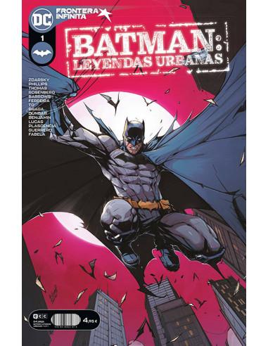 es::Batman: Leyendas urbanas 01