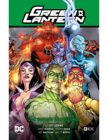 es::Green Lantern vol. 08: Los nuevos guardianes GL Saga - El día más brillante Parte 2