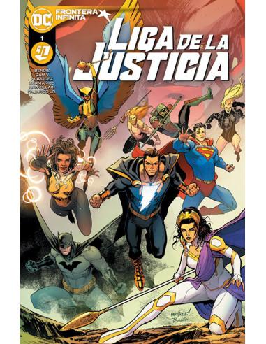 es::Liga de la Justicia 116/ 1