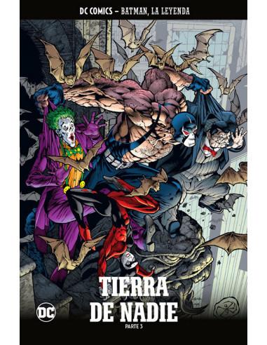 es::Batman, la leyenda 63: Tierra de nadie 03