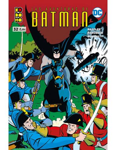 es::Las aventuras de Batman 32