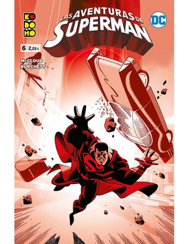 es::Las aventuras de Superman 06