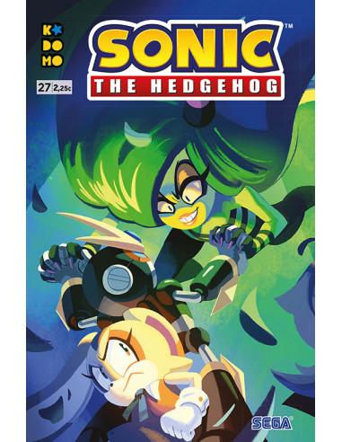 es::Sonic The Hedgehog 27