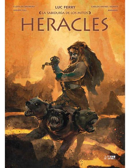 es::La sabiduría de los mitos 01: Heracles