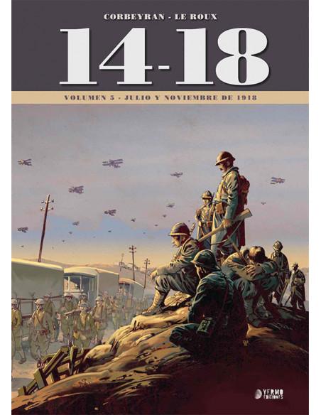 es::14-18. Vol. 5 Julio y noviembre de 1918