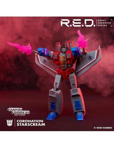 es::Transformers Generations R.E.D. Figura Starscream 15 cm 2021 -0