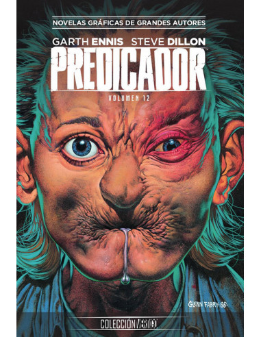 es::Colección Vertigo 69: Predicador 12 - Especiales 01