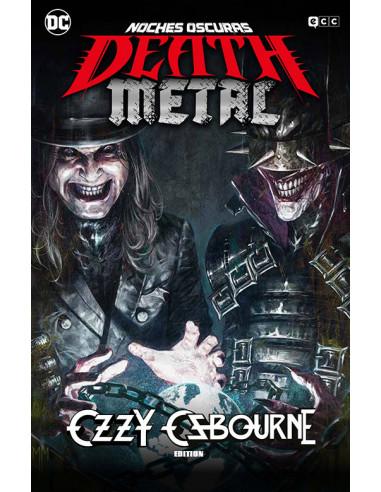 es::Noches oscuras: Death Metal 07 de 7 Ozzy Osbourne Band Edition Rústica