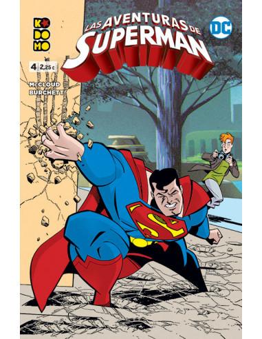 es::Las aventuras de Superman 04