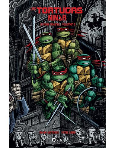 es::Las Tortugas Ninja: La serie original vol. 03 de 6