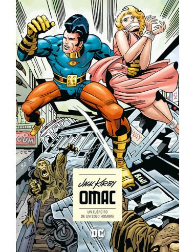es::O.M.A.C: Un ejército de un solo hombre DC Icons
