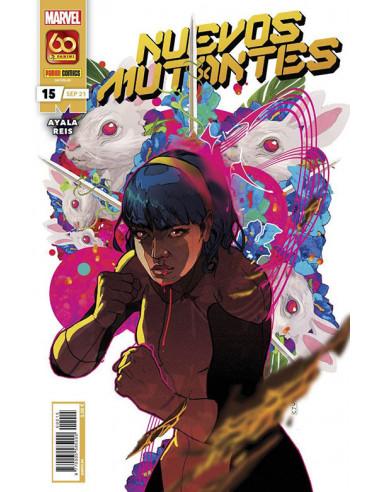 es::Nuevos Mutantes 15