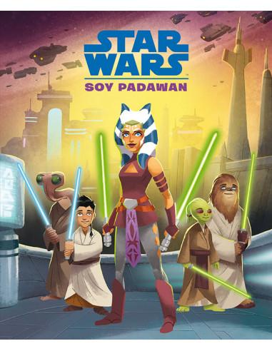 es::Star Wars. Soy  Padawan