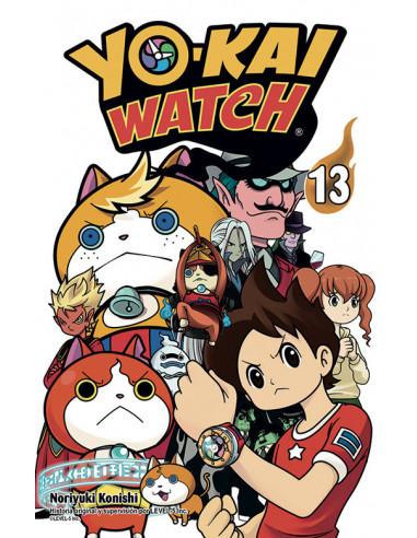 es::Yo-kai Watch 13