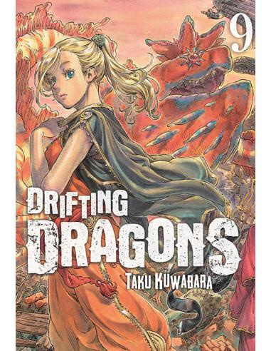 es::Drifting Dragons, Vol. 09
