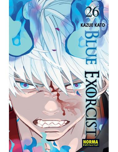 es::Blue Exorcist 26