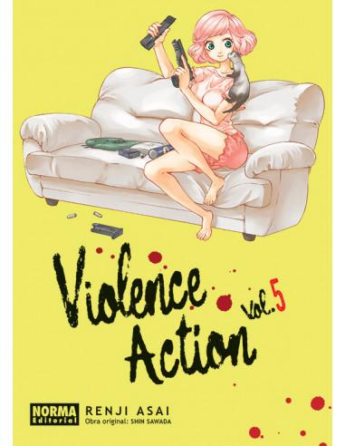 es::Violence Action 05