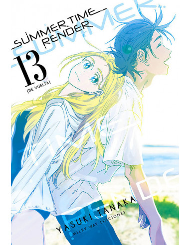 es::Summer Time Render Vol. 13