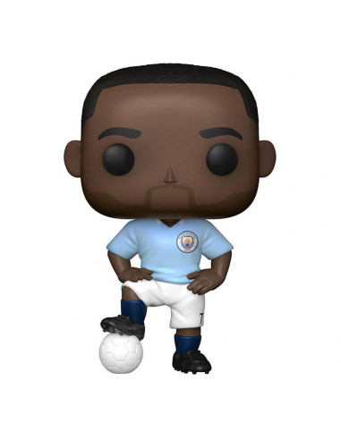 es::Manchester City F.C. Funko POP! Raheem Sterling 9 cm