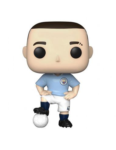 es::Manchester City F.C. Funko POP! Phil Foden 9 cm