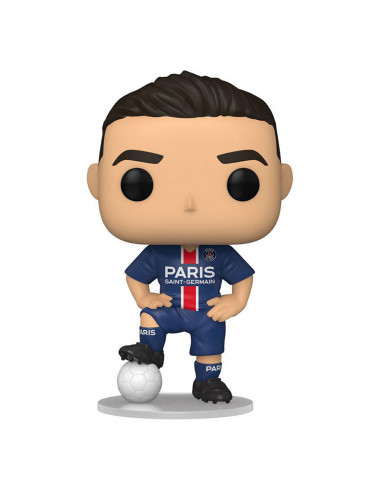 es::Paris Saint-Germain F.C. Funko POP! Football Mauro Icardi  9 cm