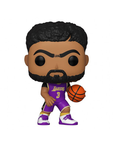 es::NBA Legends Funko POP! Lakers - Anthony Davis Purple Jersey 9 cm