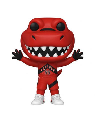 es::NBA Mascots Funko POP! Toronto - Raptor New Pose 9 cm