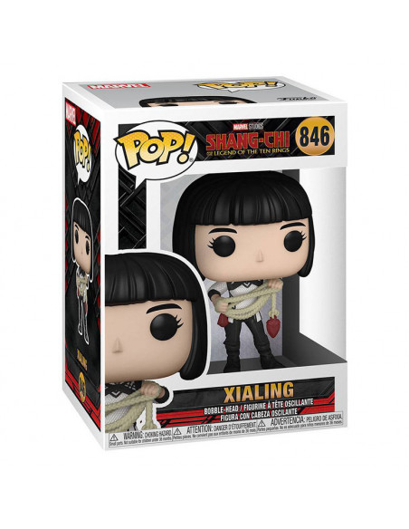 es::Shang-Chi and the Legend of the Ten Rings Funko POP! Xialing 9 cm