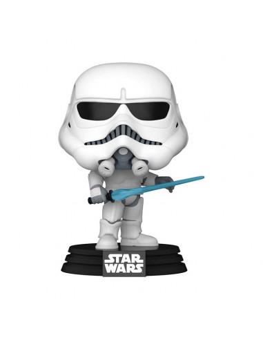 es::Star Wars Funko POP! Vinyl Figura Stormtrooper Concept Series 9 cm