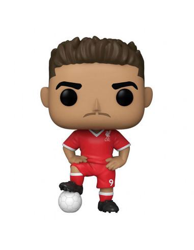 es::Liverpool F.C. Funko POP! Football Vinyl Figura Roberto Firmino 9 cm