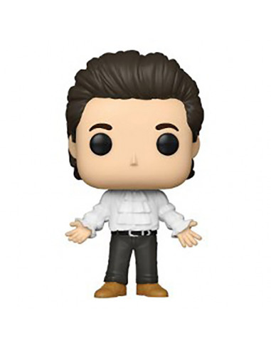 es::Seinfeld Funko POP! Jerry w/Puffy Shirt 9 cm