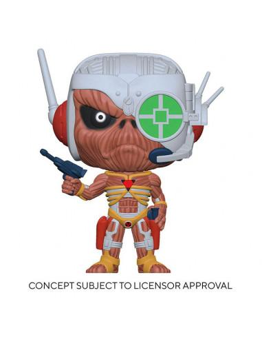 es::Iron Maiden Funko POP! Eddie - Somewhere in Time 9 cm
