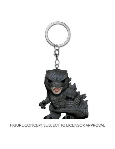 es::Godzilla Vs Kong Llavero Pocket POP! Godzilla 4 cm