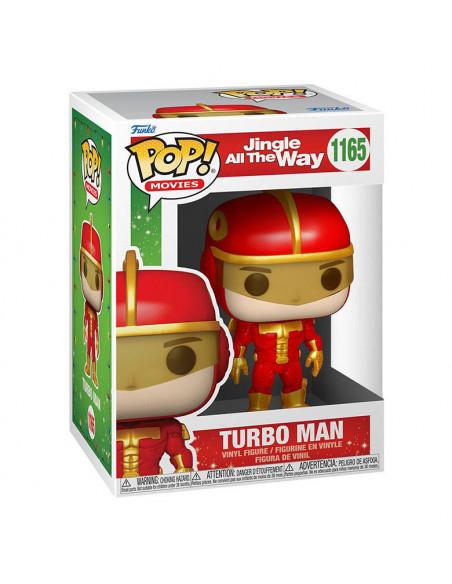 es::Un padre en apuros Funko POP! Turbo Man 9 cm