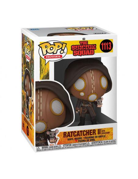 es::El Escuadrón Suicida Funko POP! Ratcatcher II w/Sebastian 9 cm