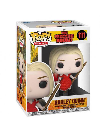 es::El Escuadrón Suicida Funko POP! Harley Quinn Damaged Dress 9 cm