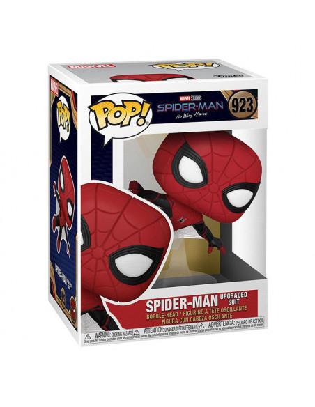 es::Spider-Man: No Way Home Funko POP! Spider-Man Upgraded Suit 9 cm