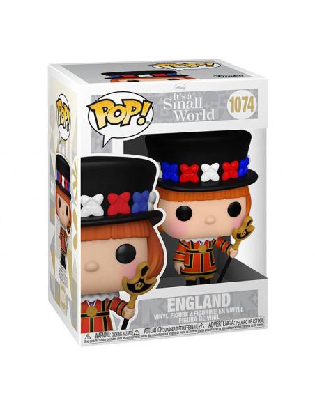 es::Disney: Small World Funko POP! Disney England 9 cm