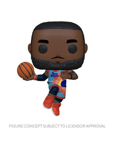 es::Space Jam 2 Funko POP! LeBron Leaping 9 cm