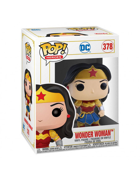es::DC Imperial Palace Funko POP! Wonder Woman 9 cm