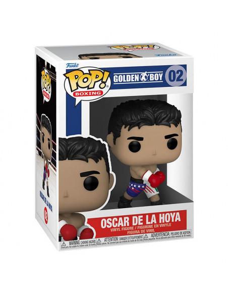 es::Boxing Funko POP! Oscar De La Hoya 9 cm