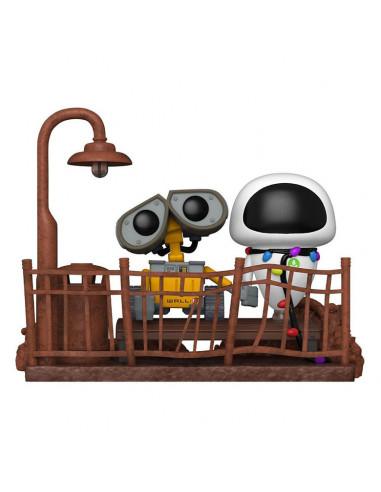 es::Wall-E Moment Pack de 2 Funko POP! Wall-E & Eve 9 cm