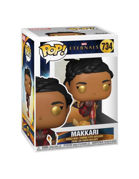 es::Los Eternos Funko POP! Makkari 9 cm